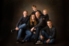 Studio family portraits Missoula Montana photographers