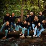 Missoula Montana Family Portrait Photographers