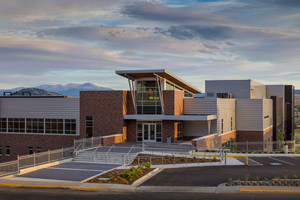 Montana Tech Student Success Building, Butte Montana