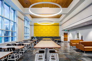 Montana Tech Interior Architectural Photography